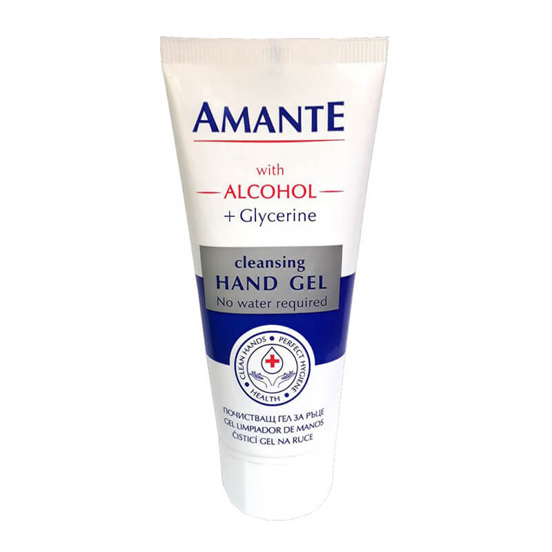 ALCOHOL CLEANSING GEL FOR HAND...