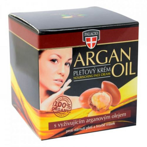 ARGAN OIL GESICHTSCREME 50ML  PALACIO