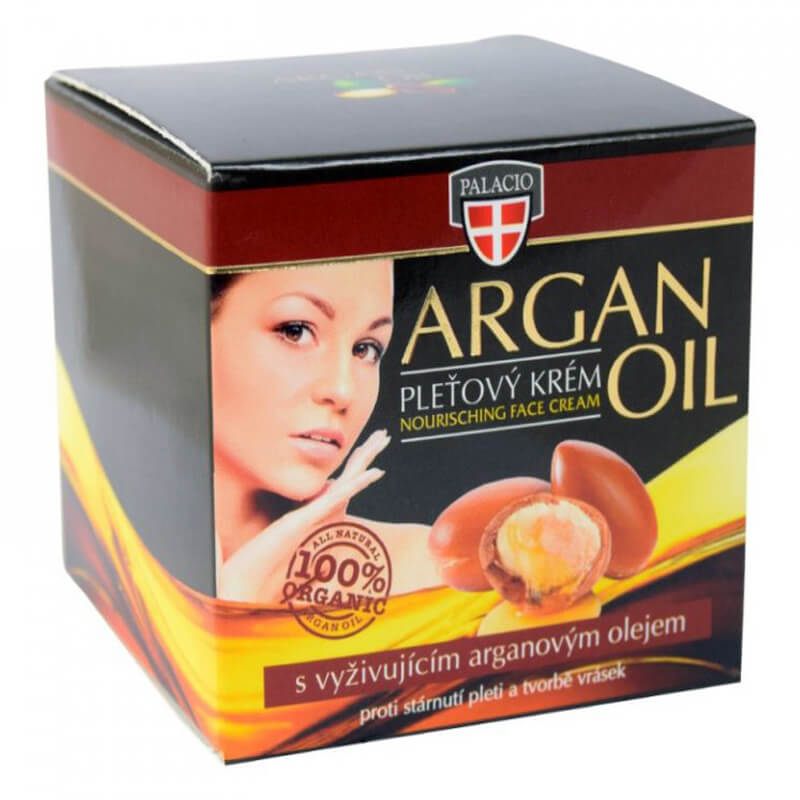 ARGAN OIL FACE CREAM 50ML  PAL...