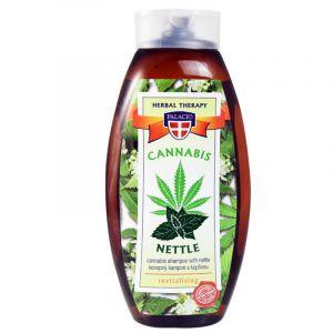CANNABIS SHAMPOO WITH NETTLE 500ML  PALA...