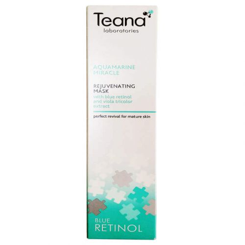 REJUVENATING MASK WITH BLUE RETINOL AND ...