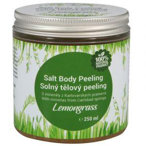 SOLNY TĚLOVÝ PEELING LEMONGRASS