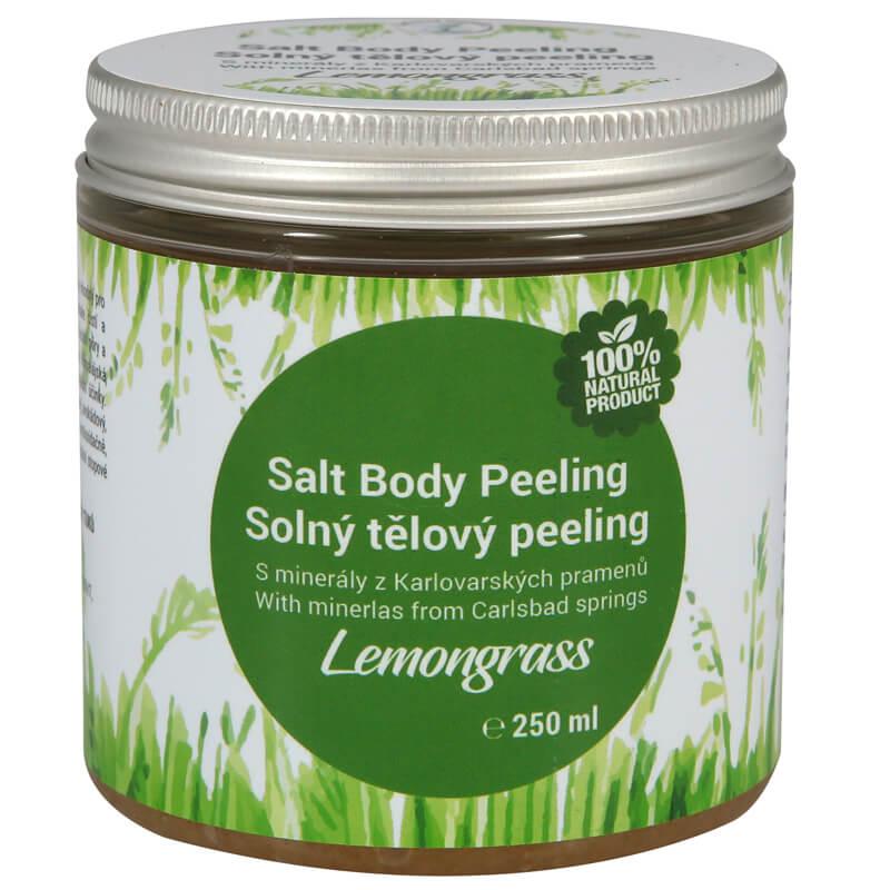 SOLNY TĚLOVÝ PEELING LEMONGR...