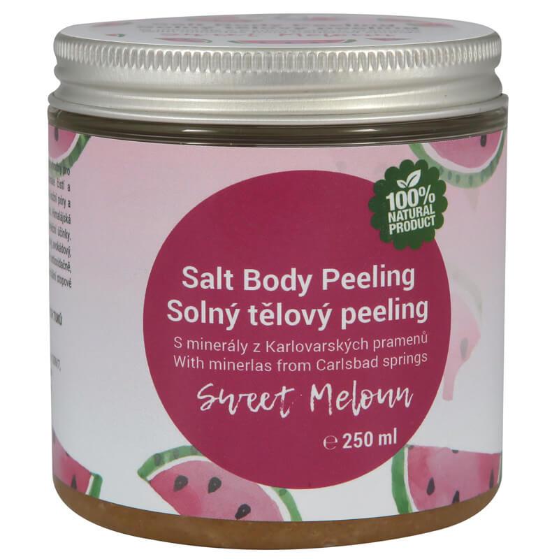 SALT BODY PEELING SWEET MELONN...