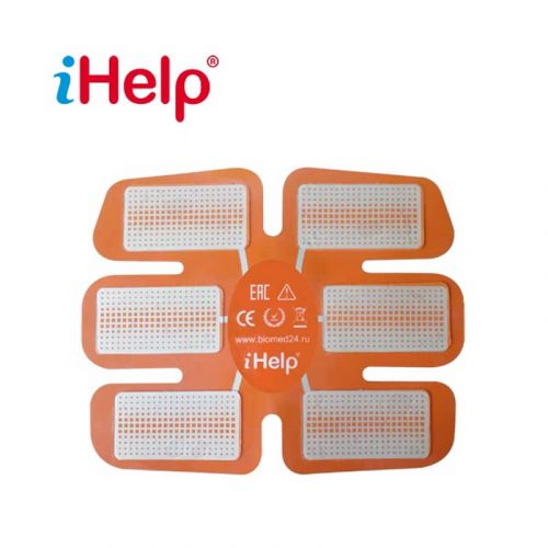 SELF-ADHESIVE GEL ELECTRODE FOR IHELP �...